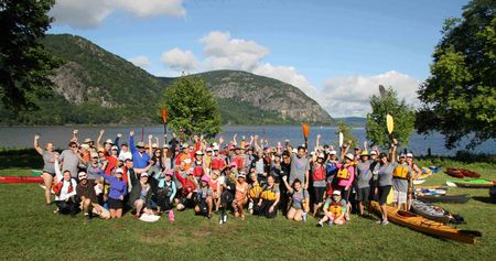 Paddle For A Cure | Hudson River Valley National Heritage Area
